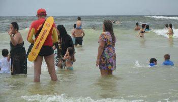 Operação reveillon do CBMPA – praia do Atalaia