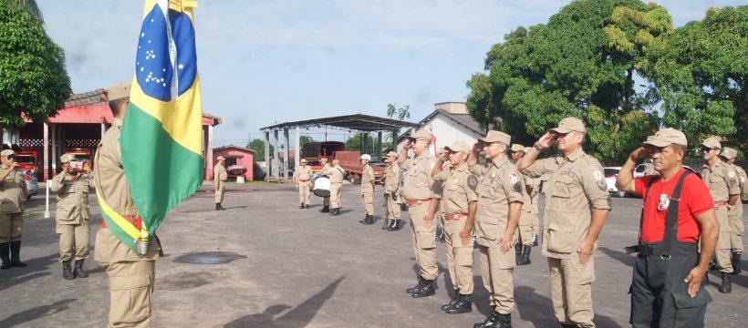 Corpo de Bombeiros realiza entrega de medalhas em Castanhal