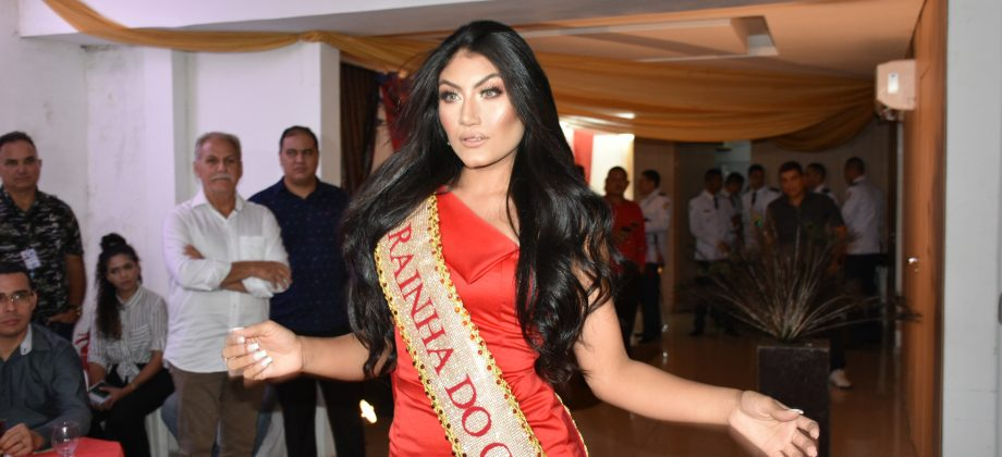 Clube dos Oficiais do Corpo de Bombeiros apresenta candidata para o concurso Rainha das Rainhas do Carnaval 2019