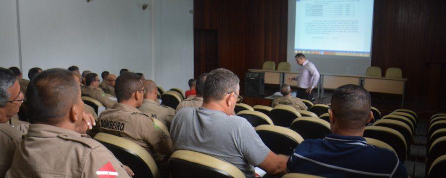 Corpo de Bombeiros dá início ao cronograma de instrução sobre processos administrativos disciplinares