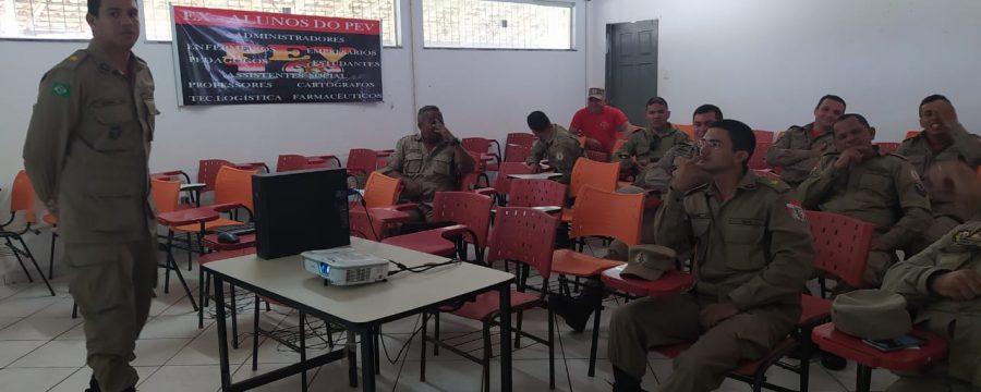 Unidade Bombeiro Militar de Santa Izabel identifica riscos do município