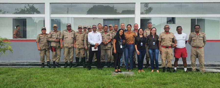 CBMPA em parceria com o IGEPREV realizam projeto Psicossocial para Bombeiros Militares da reserva remunerada