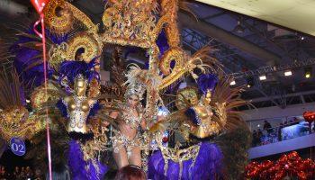 Rainha das Rainhas do Carnaval 2020