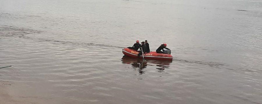 Atualização: Bombeiros fazem resgate em São Domingos do Capim.
