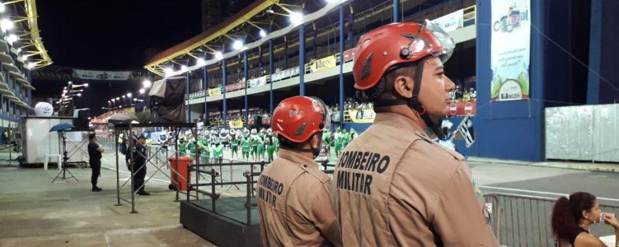 CBMPA NA OPERAÇÃO CARNAVAL DA ALDEIA AMAZÔNICA