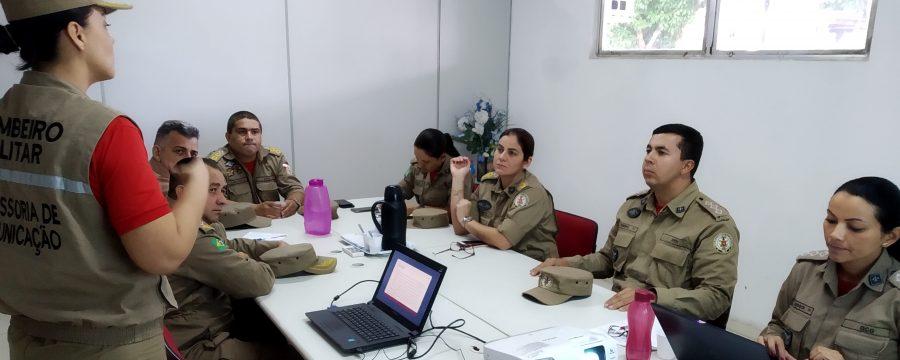 2° reunião do Conselho de Ensino do CBMPA discute projeto do Curso de Cerimonial e Protocolo