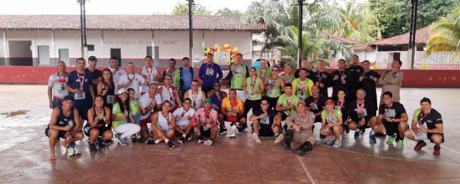CBMPA realiza Mini Corrida do Fogo Solidária em Abaetetuba