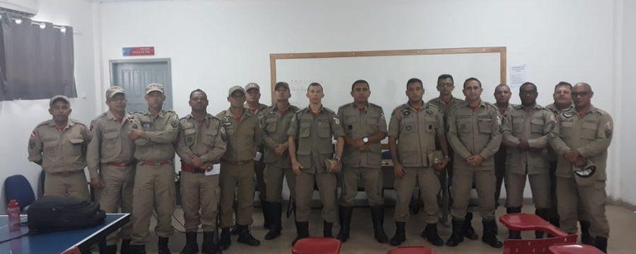 Estado Maior Geral realiza instruções de processos administrativos no interior do Estado