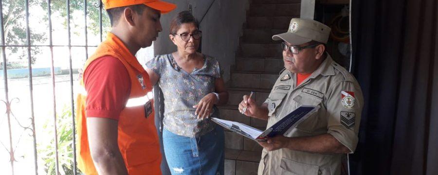 CBMPA E DEFESA CIVIL ESTADUAL INICIAM O CADASTRAMENTO DAS FAMÍLIAS PARA O PROGRAMA RECOMEÇAR