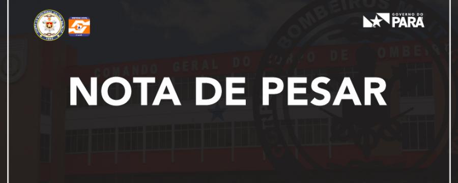 CBMPA LAMENTA A PERDA DE INTEGRANTES DO CORPO DE BOMBEIROS DA POLÍCIA MILITAR DE SÃO PAULO
