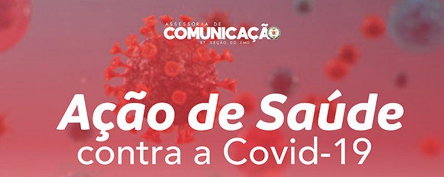CBMPA realizará ação de saúde contra o Covid-19 em Cametá