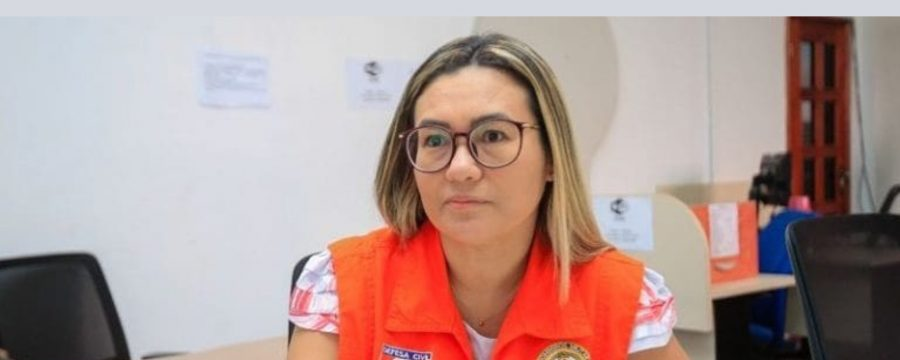 PELA PRIMEIRA VEZ, A COORDENADORIA ESTADUAL DE DEFESA CIVIL TERÁ OFICIAL FEMININA NO COMANDO