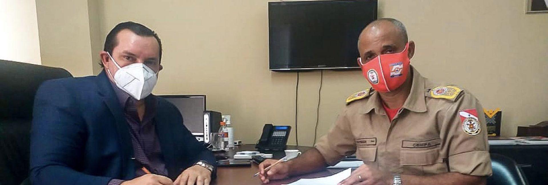 Setran e Bombeiros vão garantir agilidade na recuperação de vias afetadas por desastres