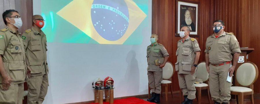 CBMPA CELEBRA O DIA NACIONAL DO BOMBEIRO MILITAR ATRAVÉS DE LIVE NAS REDES SOCIAIS