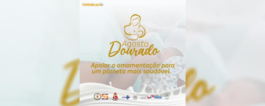 #AgostoDourado CBMPA realiza Campanha de Arrecadação de frascos para doação de leite materno