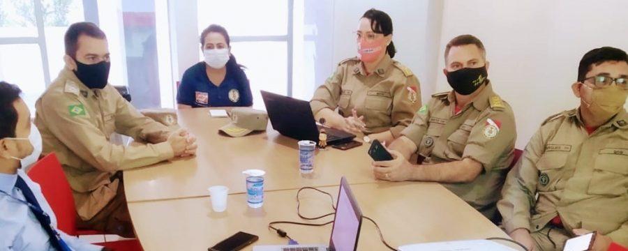 INOVAÇÃO E SUSTENTABILIDADE: CORPO DE BOMBEIROS INTEGRA NOVO FORMATO DE UTILIZAÇÃO DE RECURSOS FINANCEIROS DO BANCO DO ESTADO