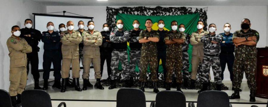 CBMPA participa de Curso de Adestramento de Manutenção de 1º e 2º escalão de armas leves