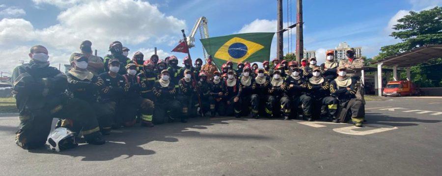 CBMPA finaliza curso de combate à incêndio urbano