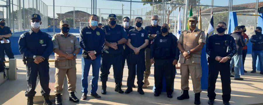 """CBMPA PARTICIPA DA """"OPERAÇÃO ARES"""" DO SISTEMA PENITENCIÁRIO DO ESTADO"""