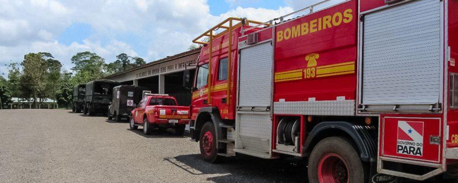 Evitar incêndios é tarefa para o ano inteiro. Oficial Bombeiro dá dicas de segurança.