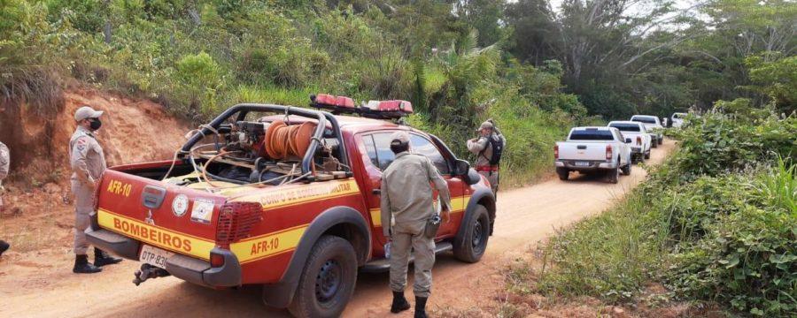CBMPA CONTINUA INTEGRANDO AÇÕES NA OPERAÇÃO AMAZÔNIA VIVA
