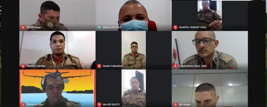 CBMPA DÁ CONTINUIDADE EM AÇÃO DO PLANEJAMENTO INSTITUCIONAL DA CORPORAÇÃO