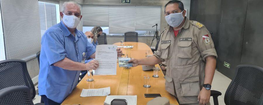 CBMPA e Eletronorte reúnem-se em Tucuruí