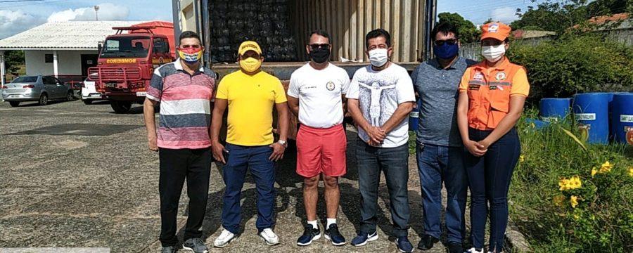 CBMPA DESENVOLVE AÇÕES DE DEFESA CIVIL EM MUNICÍPIOS EM SITUAÇÃO DE EMERGÊNCIA