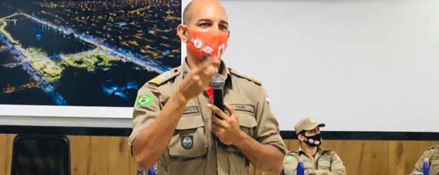 CBMPA VISITA CÂMARA MUNICIPAL DE VEREADORES DE PARAGOMINAS